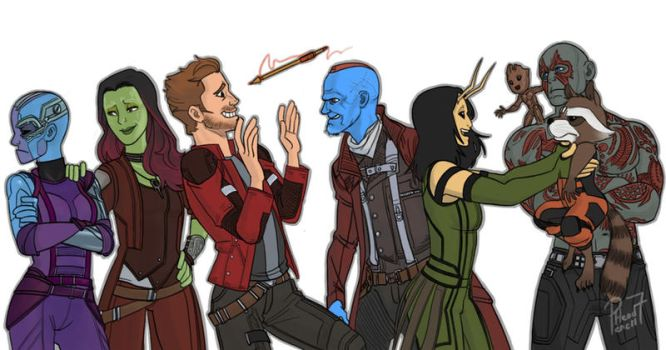 #gotg | Explore gotg on DeviantArt
