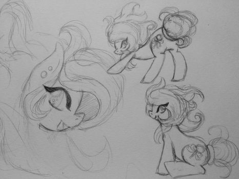 Strike a pose- Pose Practice  by WhirlyPopPony