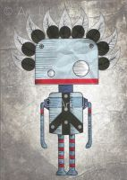 Peace Robot by Arkus83