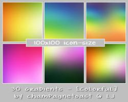 Icon Textures - Colorful by my-truth