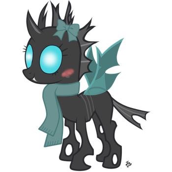 Mimi the Changeling by FilipinoNinja95