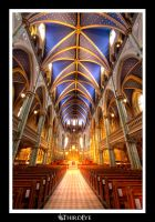 Notre-Dame Cathedral, Ottawa Canada by The-ThirdEye