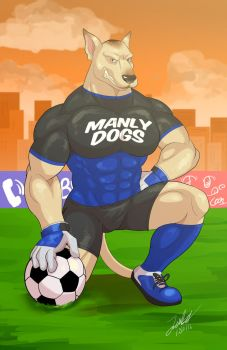 Mexican dog ver 2 by husky50