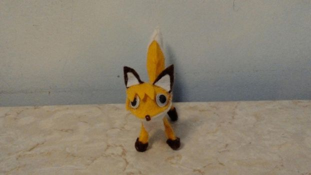 GIF Foxee Doll Turn by ShoobaQueen