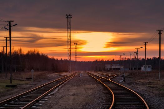Railroad by Arvistas