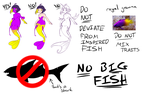 Syreni DO's and DONT's by YoMo715