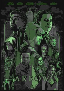 Arrow by sologfx