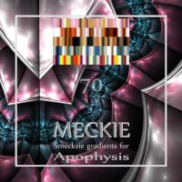 Apophysis Gradient Pack Vol. I by Meckie