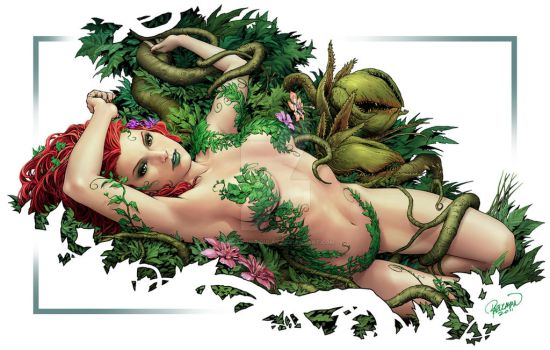 Poison Ivy by guisadong-gulay