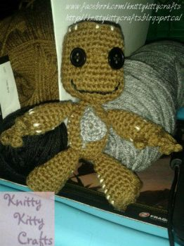 Sackboy 2 by knittykittycrafts