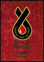 Temperance Card by funkydpression