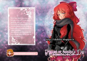 Cover - Megumi no valentin's day by Chibi-Lili