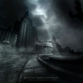 Moscow State University by inObrAS