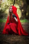 red riding hood by Mysticburn
