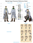 Myriad-Saga: Wil Reference Sheet by Meibatsu