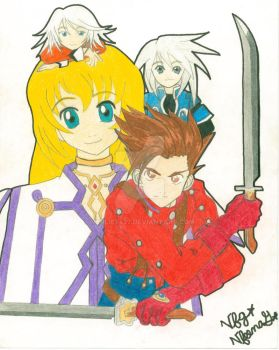 ._.Tales of Symphonia._. by Verliet427