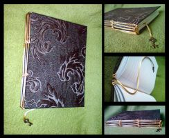 Medieval Notebook 1 by ynguer