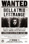 Bellatrix Wanted Poster by noname1998