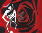 A Rose in Time by FeiticeiraRose