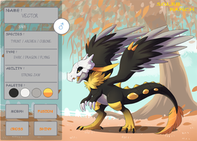 PKMNation - Vector App by FuufuuSketch