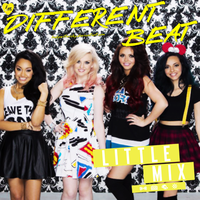 Little Mix - Different Beat Cover/Album by LadyWitwicky