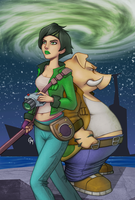 Beyond Good and Evil by hermit-homeboy