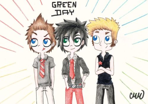 green day ! by Phinbella-IZZY-46231