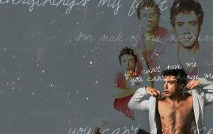 Robert Downey Jr. Wallpaper by inacloudyday