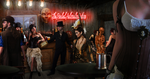The Rusted Automaton Saloon by SybilThorn