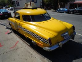 1950 Studebaker Starlight Coupe III by Brooklyn47