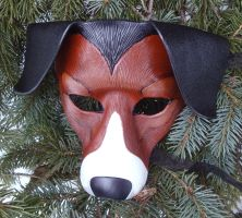 Foxhound Mask Version Two by merimask