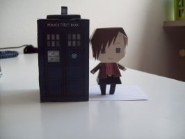 Doctor Who Paperdoll - 11 by Rabenstolz