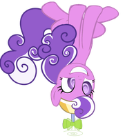 Screwball is right side up by mrsexsymbol
