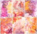 Spring Awakening - WATERCOLOR STOCK PACK by AuroraWienhold