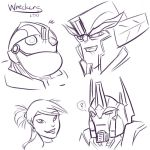 TFP: Wrecker Style by Fulcrumisthebomb