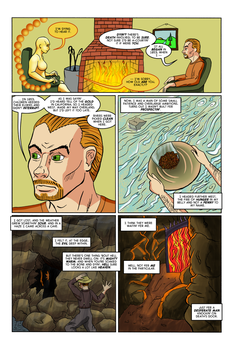 The Ripper Effect: Issue No. 2, Page 15 by EvilFishmonger