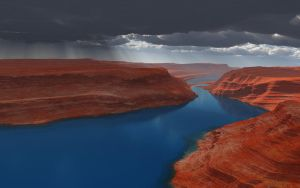 Red Rock by relhom
