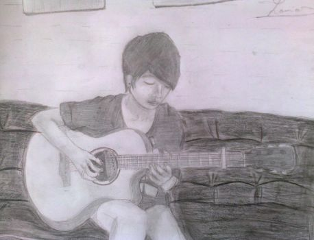 Sungha Jung by Blackangel997