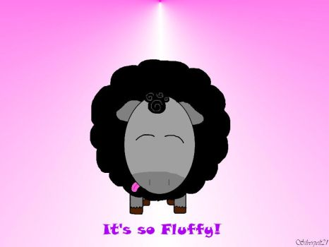 Commish: It's so Fluffy by Silverpelt21
