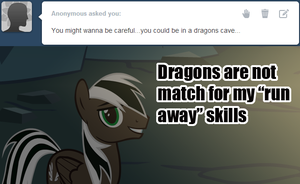 Dragons are not match for my skills by Spectty