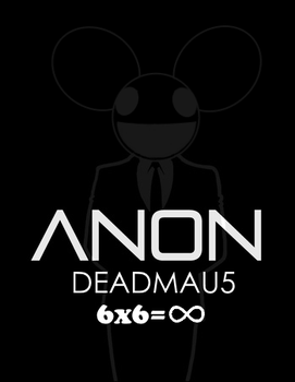 Deadmau5 + Anon by TheDavster