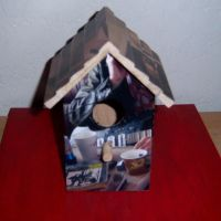 music birdhouse 2 by RebelWaltz