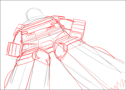 Transformers WIP by TealSpace