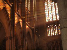 Cologne Cathedral Interior 03 by tmfNeurodancer