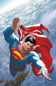Superman Guedes by loquesunalex