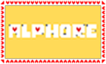 Undertale Font: Alphore Stamp by cosmo090909