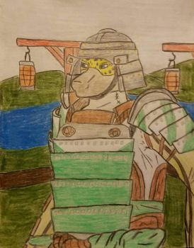 For Honor Orochi by Coleman01