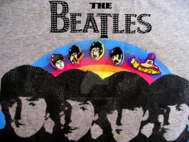 Beatles by thoughtdisorder