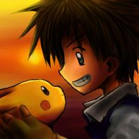 Pika Moment by JeezImSoBored