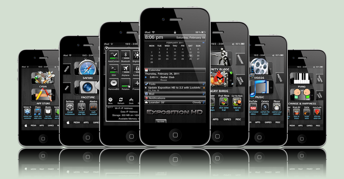 Exposition HD 3.1 by Braddo8